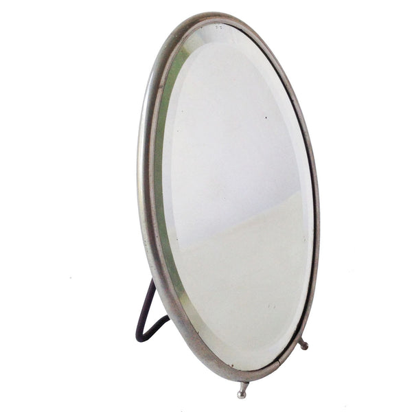 Patina Mirror : Medium Oval