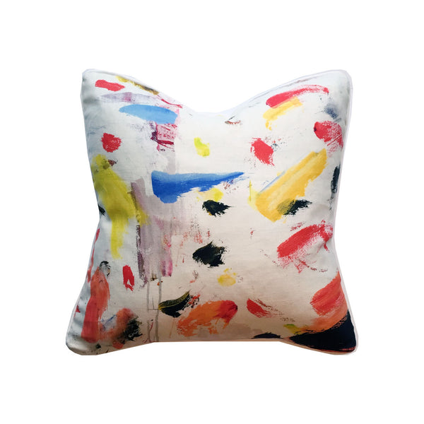"Pierre Frey ""Arty"" Pillow"