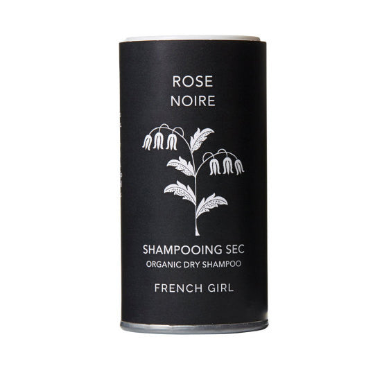 French Girl : Rose Noire Dry Shampoo