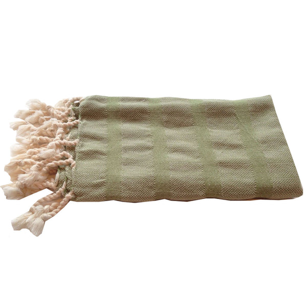 Turkish Towel : Sage Hand Towel