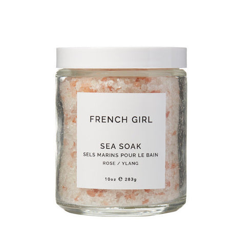 French Girl : Rose Ylang Sea Soak