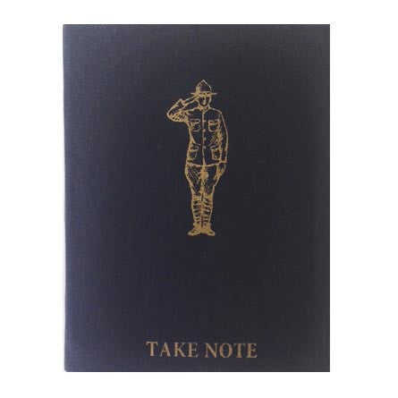 Notebook : Take Note