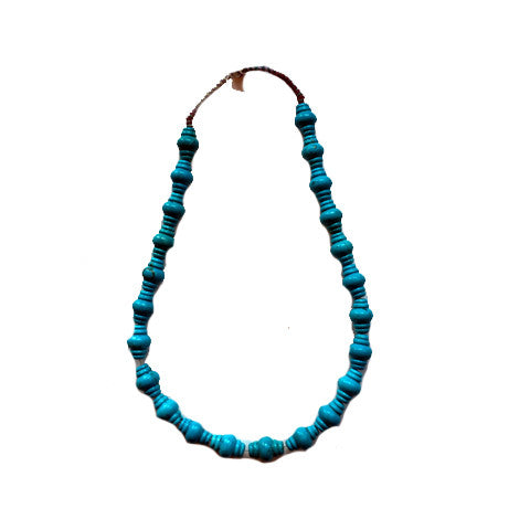 Tallie Turquoise Necklace