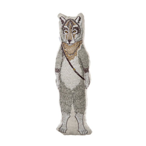 Coral and Tusk : Wolf Doll