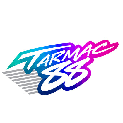 Tarmac 88 Stickers