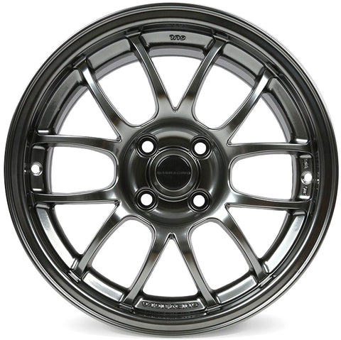 949 Racing 6UL 15x7.5 +42 Tungsten