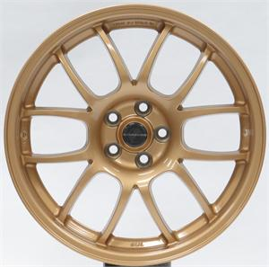 949 Racing 6UL 17x9 +40 Bronze