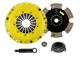 ACT 1999 Acura Integra HD/Race Rigid 6 Pad Clutch Kit