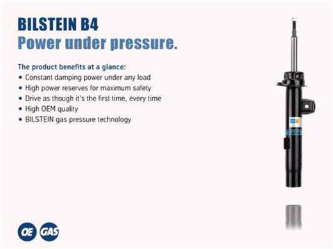 Bilstein B4 11-14 Ford Edge Rear Shock Absorber