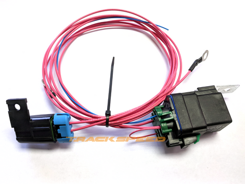 Trackspeed Engineering - Fuel Pump Re-Wire Kit - 90-05 MX5 Miata