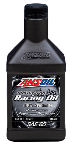 Amsoil Dominator SAE 60 Racing Oil
