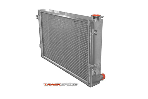 Trackspeed Engineering Dual Core Race Radiator NA
