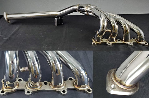 RoadsterSport Header for 01-05 NB2 Mx5 Miata