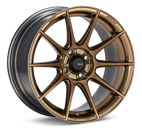 Advanti Storm S1 4x100 15x8 +25mm Bronze