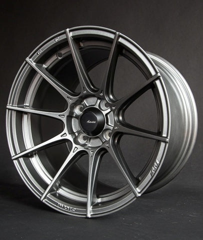 Advanti Storm S1 4x100 15x9 +35mm Grey
