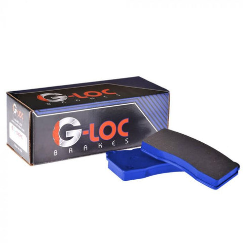 G-Loc R12 10G Civic Si Front pads (GP1697R12)