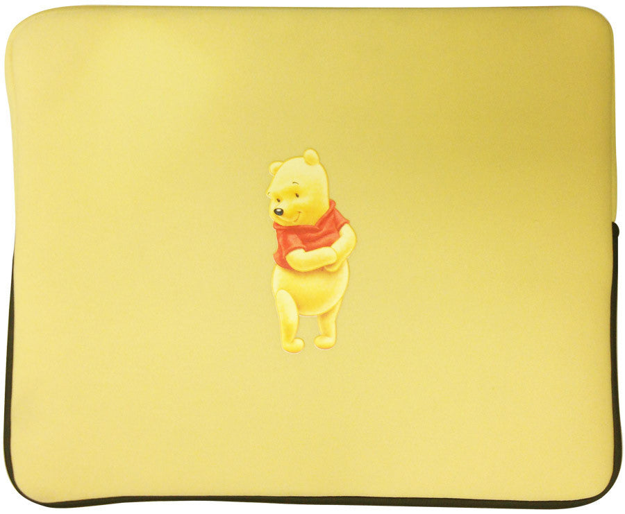 "Targus Walt Disney 15.4"" Laptop Slipcase - Winnie The Pooh - ONS074CA-DY07 - LiquidationOutlet.ca"