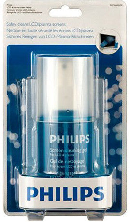 Philips LED/LCD/Plasma Screen Cleaning Kit - Screen Cleaner & Microfiber Cloth - New Shelf Pulls - SVC2543W/17 - LiquidationOutlet.ca