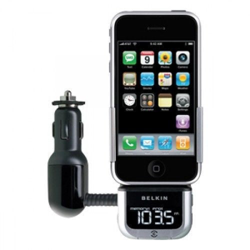 New Belkin Tunebase FM Transmitter for iPod, iPhone 4, iPhone 3 New in Box - LiquidationOutlet.ca