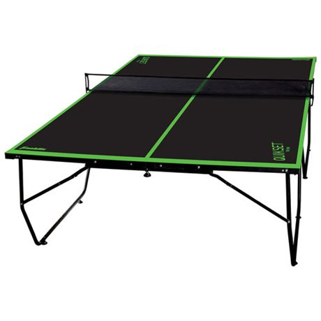 "Franklin Quikset 60"" Indoor Table Tennis Table (Used, Good - missing net) *PickupOnly - B"
