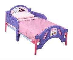 New Toddler Bed Disney Minnie Mouse *PickupOnly