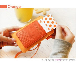 Antenna Shop Sleeve Case for iPhone ipod Orange