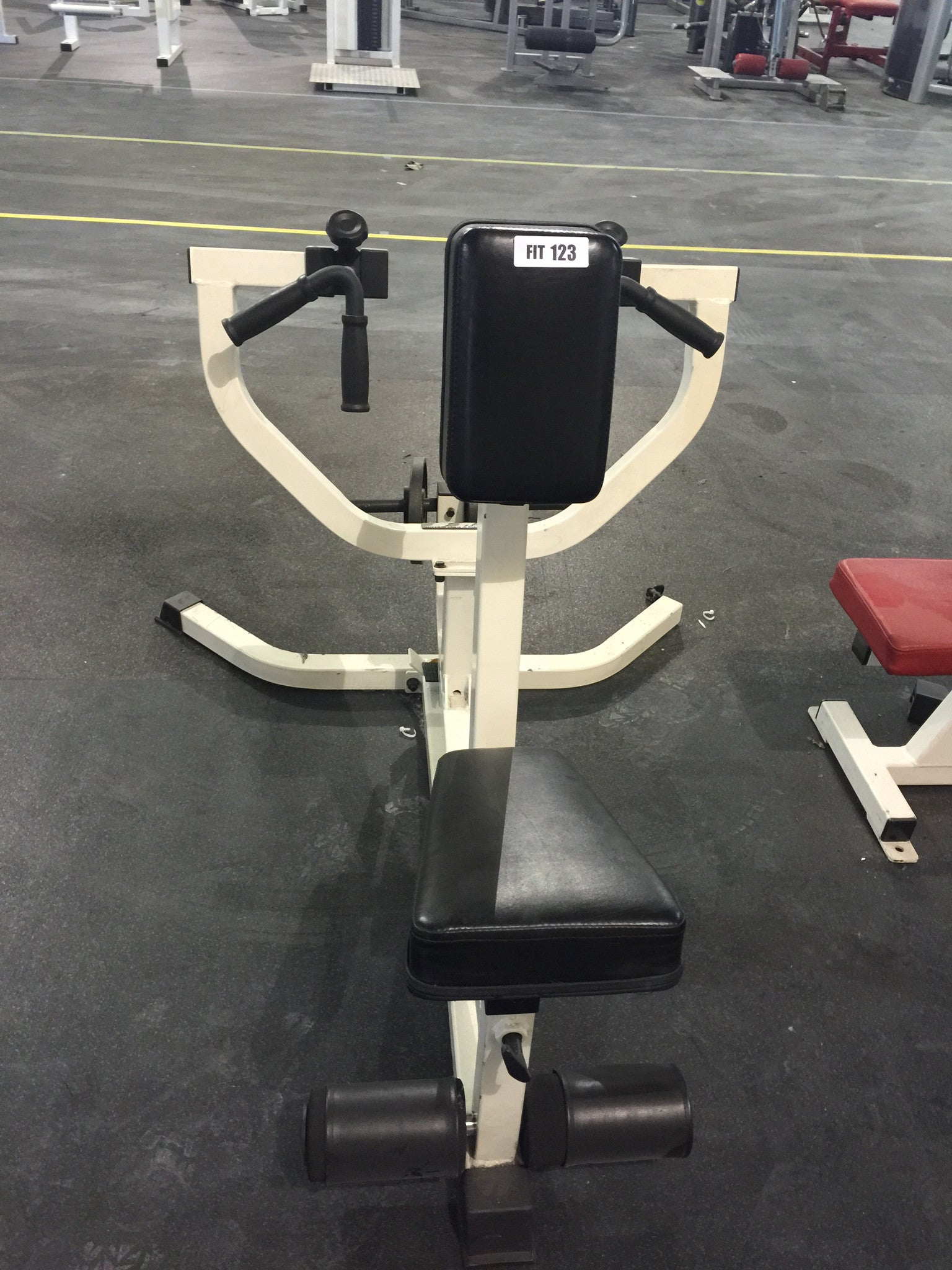 123 Fitness Strength Trainer