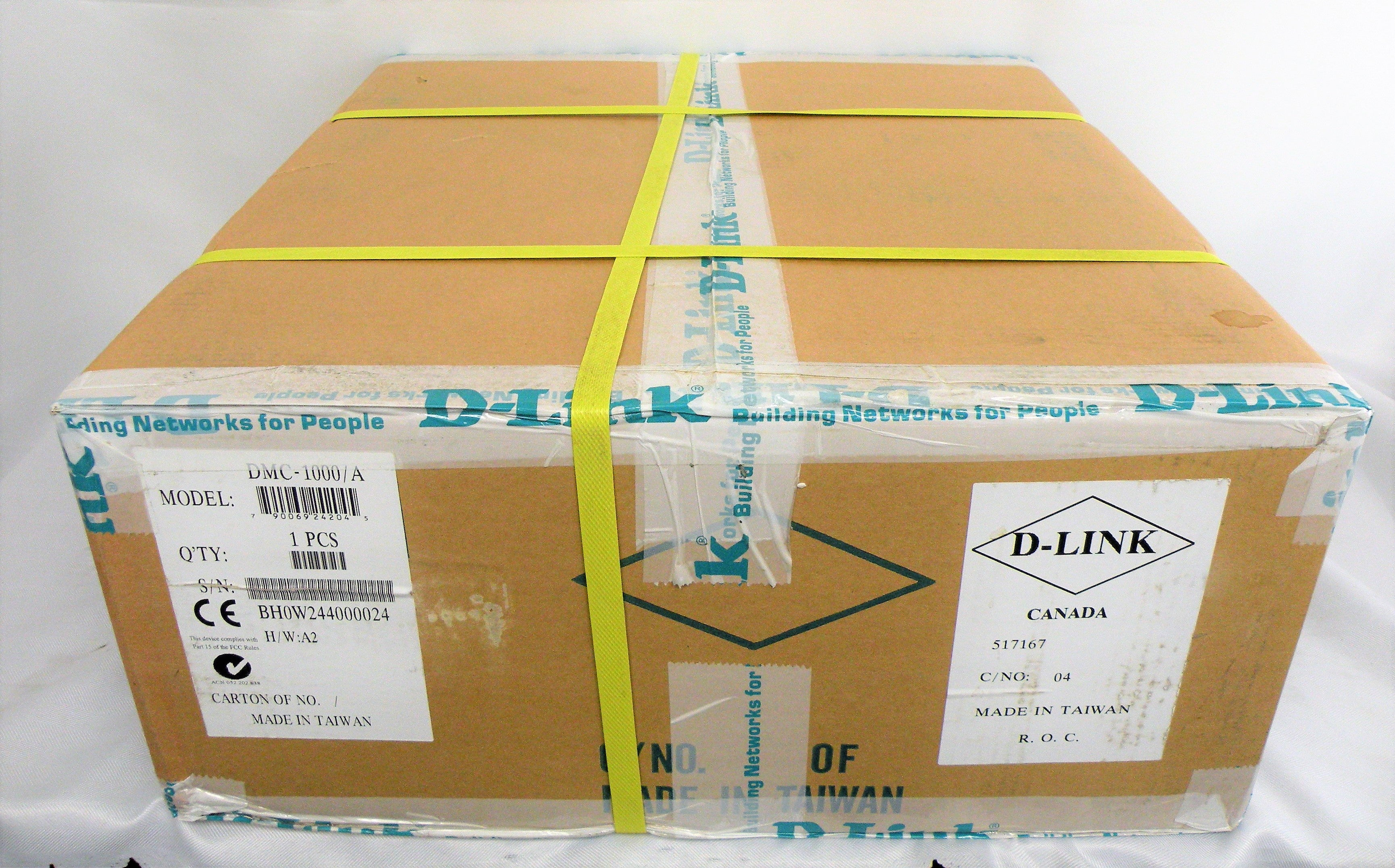 Brand New D-Link Coverter DMC-1000/A