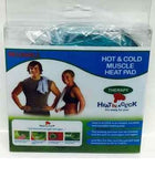 NEW, HEAT IN A CLICK REUSABLE HOT & COLD MUSCLE HEAT PAD - LiquidationOutlet.ca