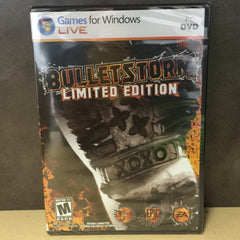 LOT of 2900 PCS NEW, Bulletstorm Limited Edition PC DVD Games , Windows XP, Vista