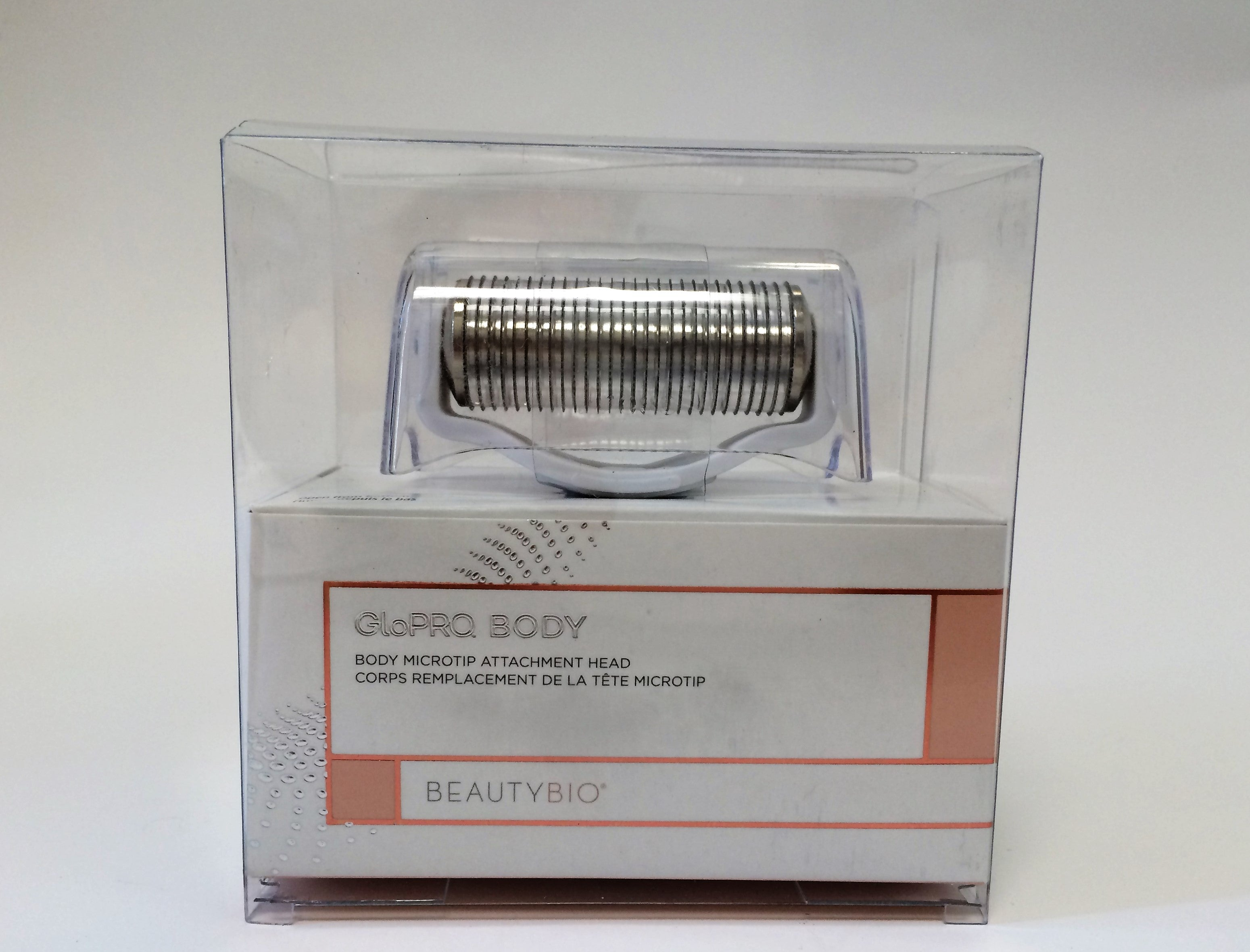 Beauty Bioscience Beautybio Glopro Body Roller Microtip Attachment Head