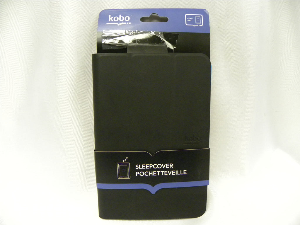 KOBO SleepCover Case Black Leather for Kobo Arc 64 Gb