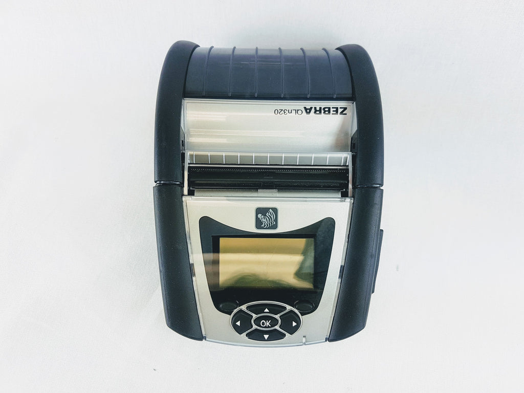 Refurbished Zebra QLN 320 Bluetooth Thermal Printer - QN3-AUBA0E00-00