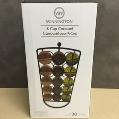 Brand New, Winnington 30 K-Cup Holder Carousel For Keurig
