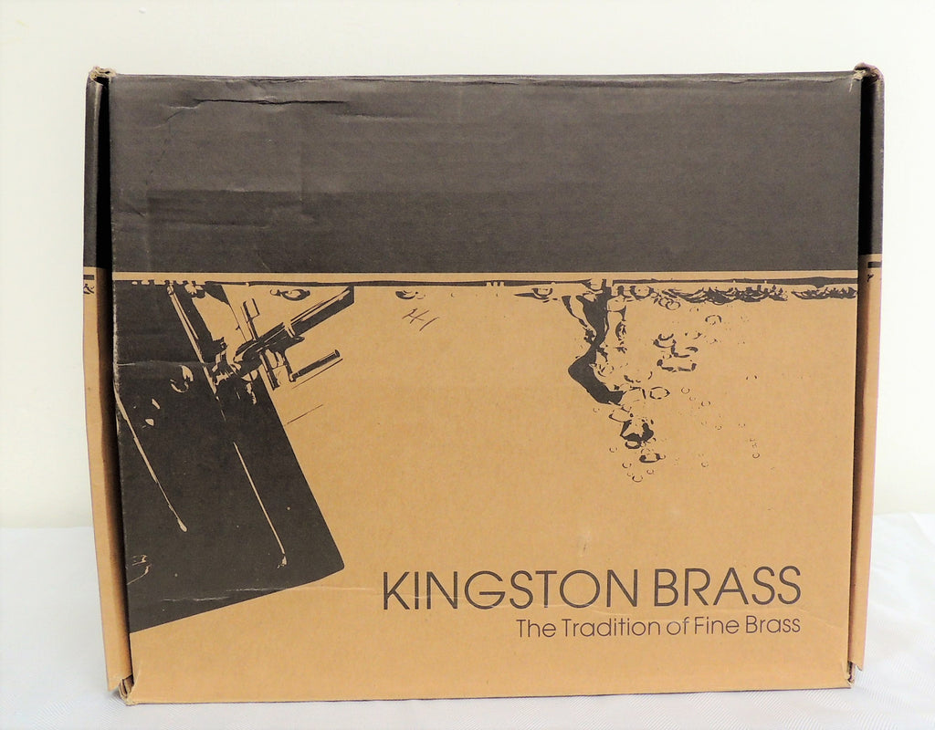 Kingston Brass Chrome Clawfoot Tub Faucet KS265C