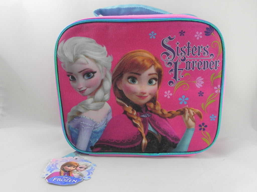 Brand New Disney FCCOR16ZA Frozen Lunch Kit, Pink