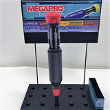 Megapro 151ELEC-CH/RD Alloy Steel Hex Electronic Multi Bit 15-in-1 Screwdriver