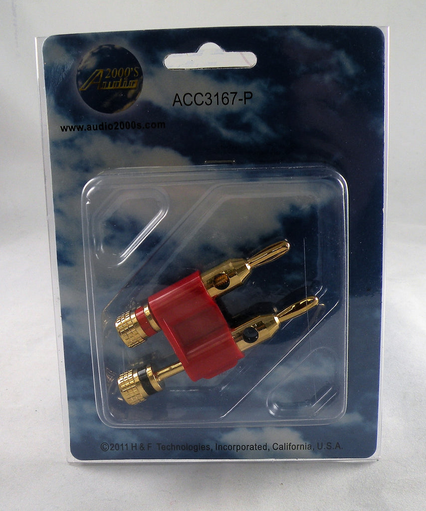 Audio 2000s-Feet S ACC3167 2.34-Inch Speaker Cable