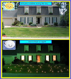 Lawn Lights Illuminated Outdoor Decoration, LED,Christmas 21-10 Warm White