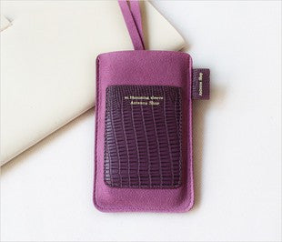 Antenna Shop Sleeve Case for iPhone ipod Purple
