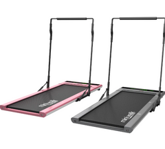 Mini Walk Treadmill w/Hydraulic Handrail by Vibra Fit,(Choose Color & Condition)
