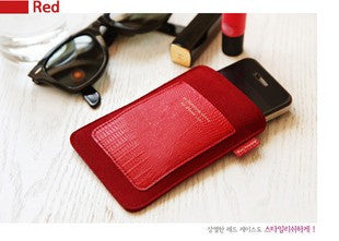 Antenna Shop Sleeve Case for iPhone ipod RED