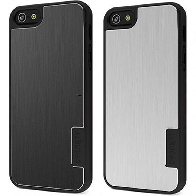 Cygnett UrbanShield Hard Metal Aluminium Cover Case for iPhone 5 / 5S