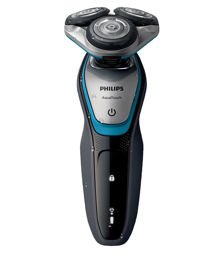 Philips AquaTouch Wet and Dry Electric Shaver S5400/08 REFURBISHED