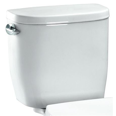 New, TOTO ST243E#01 ENTRADA TOILET TANK - COTTON (Open Box) *Pick Up Only - B