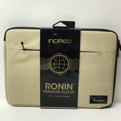 "13"" Ronin 13-Inch Laptop Case (Tan), by Incipio"