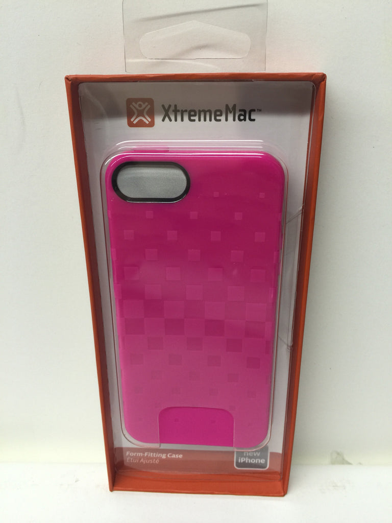 XtremeMac IPP-TWN-33 Tuffwrap Case for iPhone 5/5s - Bubble Gum Pink