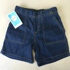 NEW, Circo Toddler Boys  Denim Jean Shorts - LiquidationOutlet.ca