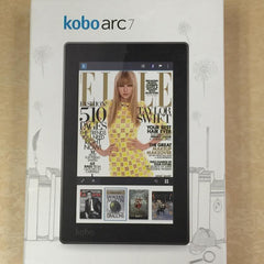 "Kobo Arc 7 Android Tablet 8 GB Micro SD 7"" W. Camera - 1.20 GHz - Black - LiquidationOutlet.ca"