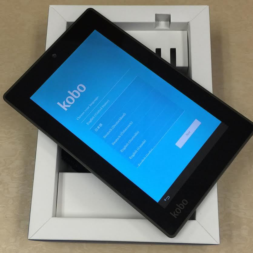 Kobo tablet for Housse kobo arc 7